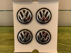 画像2: VW純正Dynamic Hub Caps