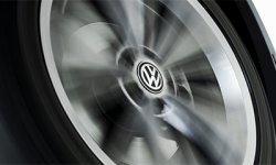 画像5: VW純正Dynamic Hub Caps