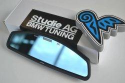 画像1: BMW Wide Angle Rear View Mirror Type2 (BMWワイドアングルリアビューミラー タイプ2)