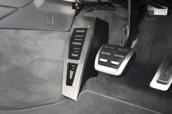 画像2: m+ Footrest Cover for Audi A4 (8W), A5 (F5)