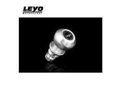 画像2: LEYO Motorsport BILLET DSG シフトノブ SILVER