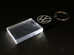 画像4: VW LEDキーチェン #056 ネオンホワイト