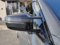 画像3: AUTOTECKNIC G8X M-Styleカーボンミラーカバー for BMW G20/G21/G22/G30/G31