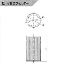 画像2: 【今月の特価商品】BMC Replacement Filter FB576/08   POLO (6R/6C)