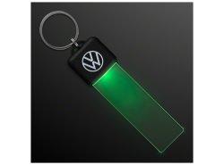 画像1: VW Light Up LED KeyChain #59 GREEN