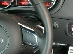 画像1: OSIR O-Shift S アルミパドルシフト 2pcs for AUDI