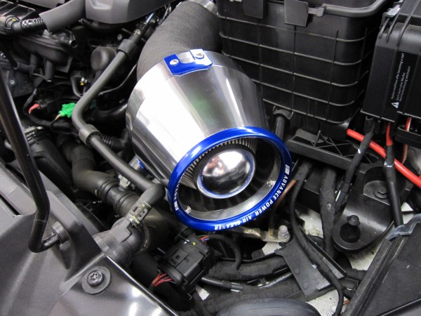 Blitz Ag Advance Power Air Cleaner No 42208  Golf6 Gti